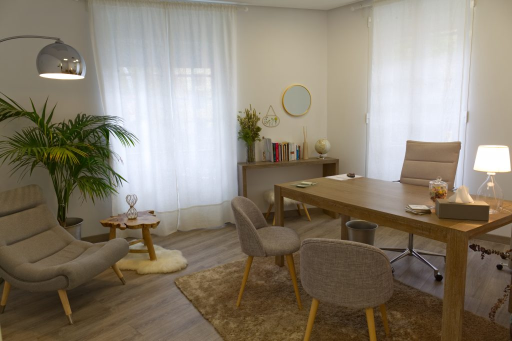 Psychiatry office sinews Madrid