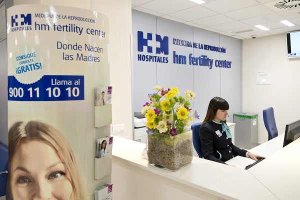 HM Fertility Centre Reopens