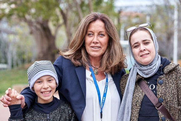 SOLIDARITY AND MEDICAL INTERVENTION HELP GIRL IN COMPLEX PELVIS CANCER TREATMENT